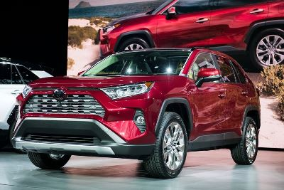 Toyota Salespeople in USA and Canada Social Media Autos