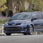 Toyota Sienna Gets Minor Updates, Nightshade Edition For 2020MY