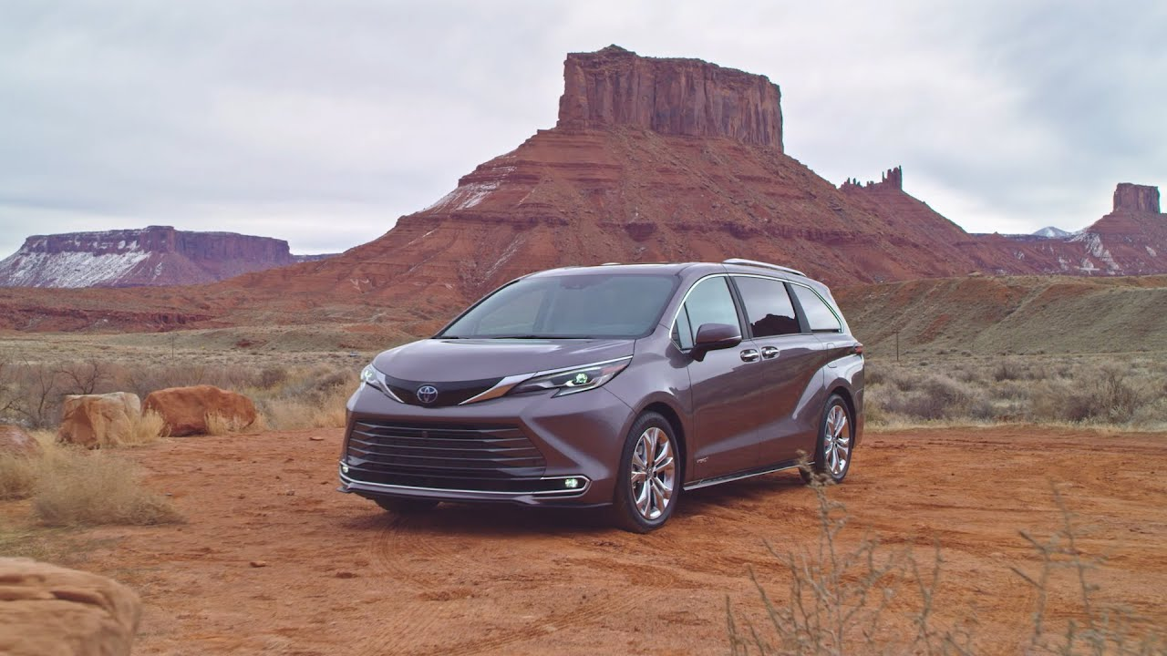 2022 Toyota Sienna Woodland News 2022 Sienna Reviews