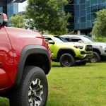 Toyota unveils new 2022 lineup at Plano HQ, touts diversified approach to electric vehicle rollout